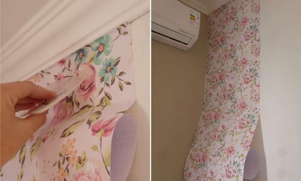 Como colocar papel de parede na sua casa! [tutorial]