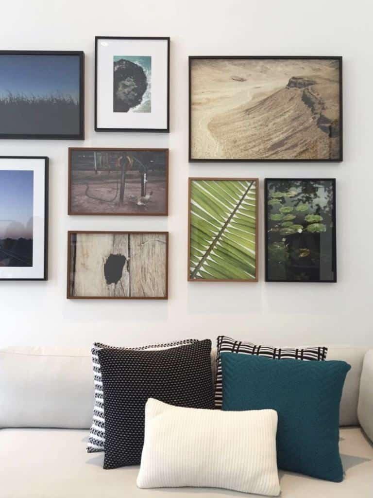 30 imagens que te darão ideias para uma decoração barata