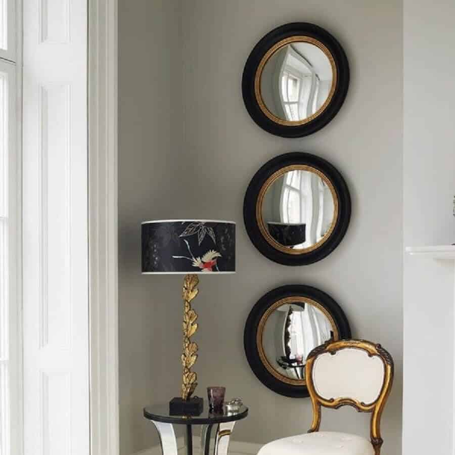 40 espelhos decorativos para te inspirar na decoração!