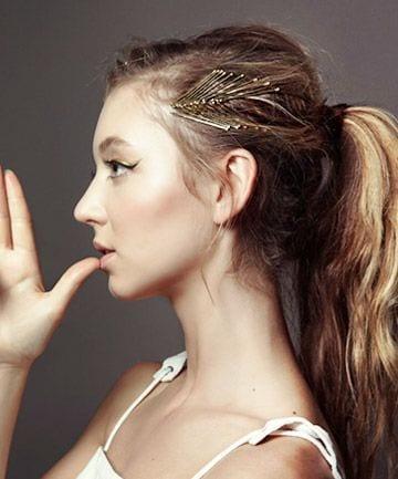 6 formas criativas de usar grampos de cabelo