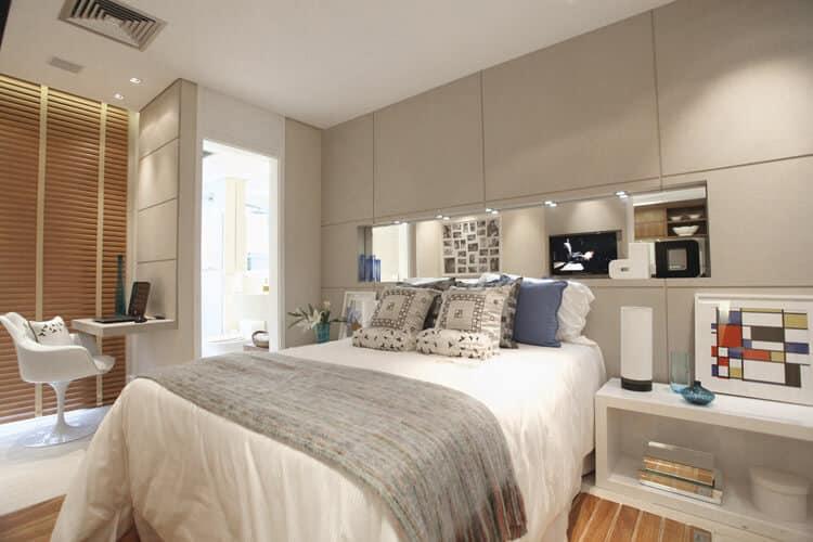 Aprenda como ampliar o espaço de casa com truques da arquitetura