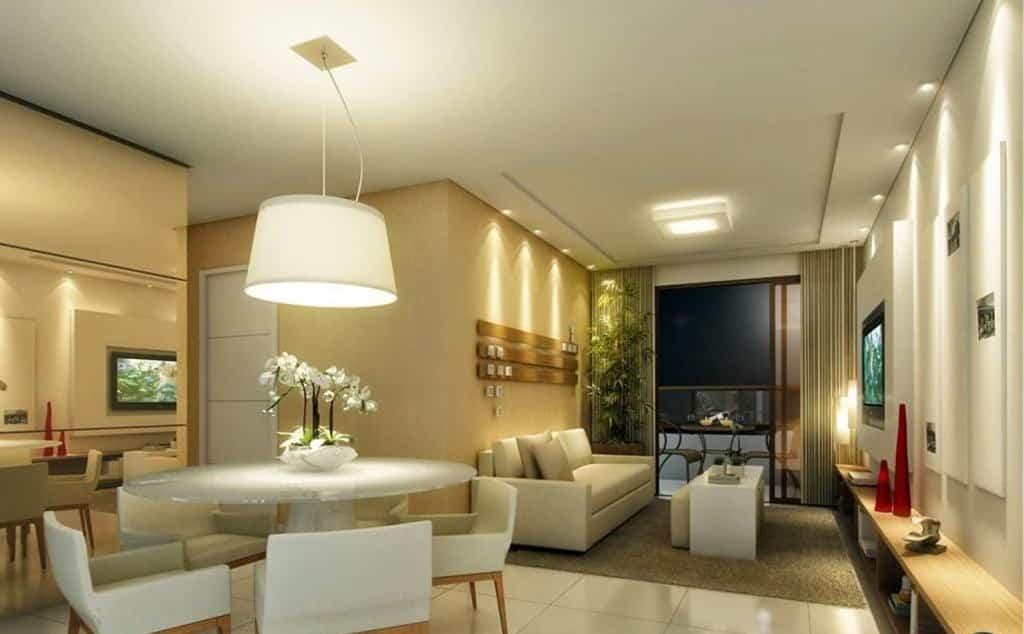 Como ampliar espaço de casa com truques da arquitetura