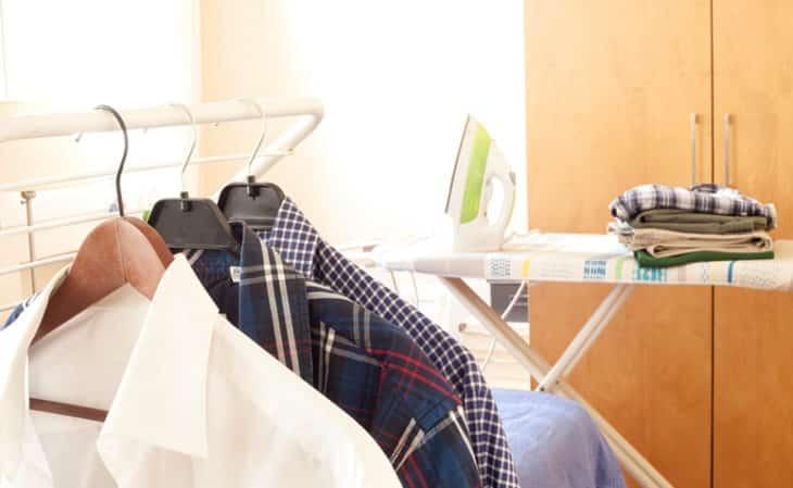 Aprenda como passar roupa de um modo mais fácil