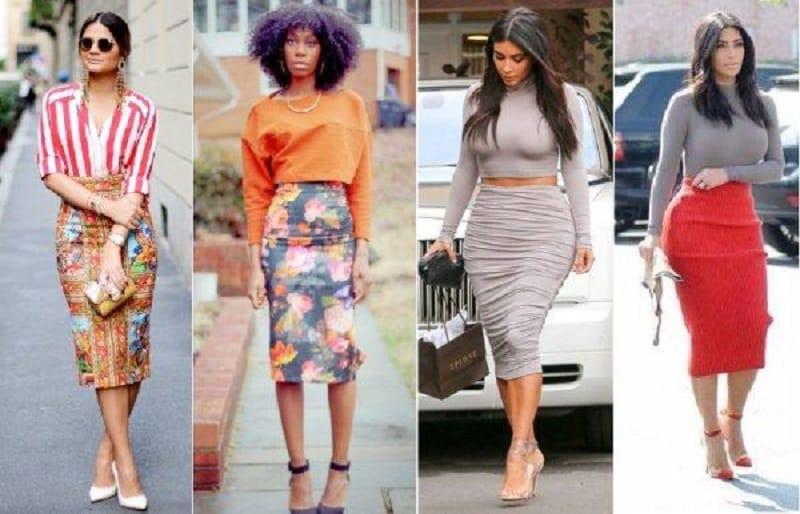 Aprenda como usar saia midi de um jeito fashion e ficar poderosa