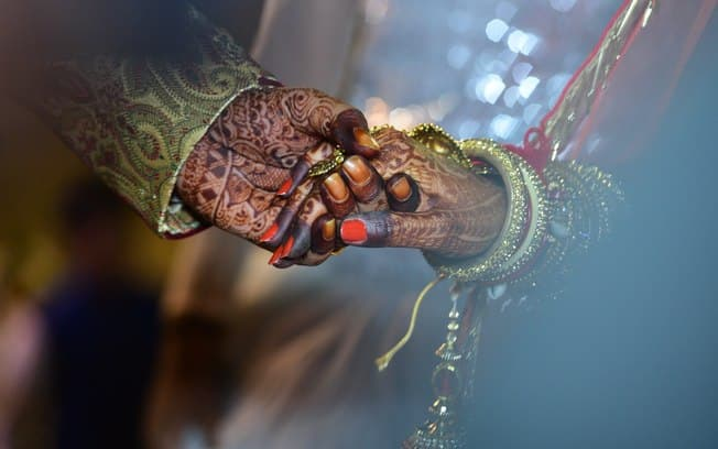 Casamento indiano termina em divórcio minutos depois do casamento!