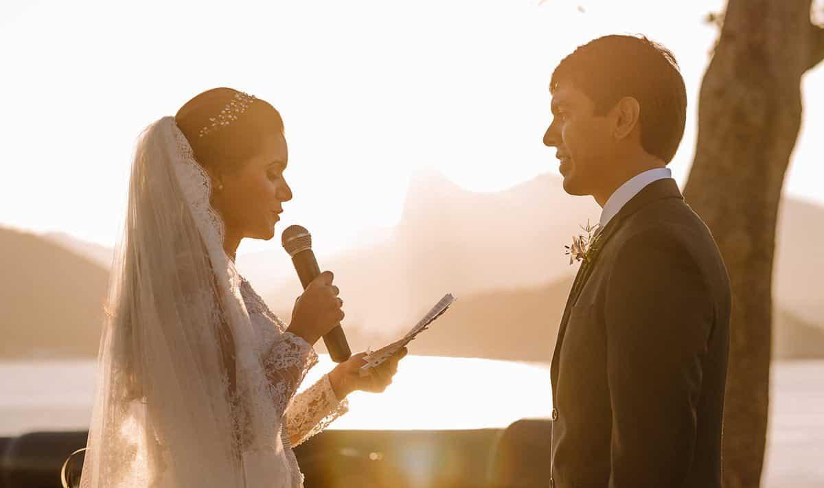 5 dicas para não chorar e estar no controle do nervosismo no casamento