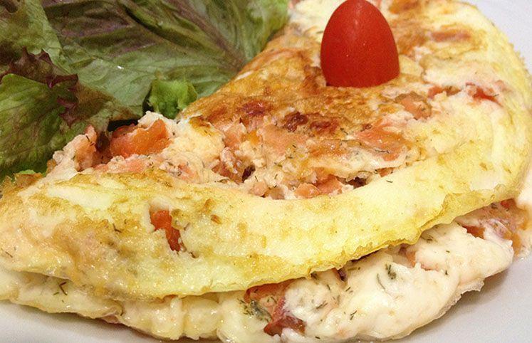 5 receitas de omelete rápidas para quando a fome apertar!
