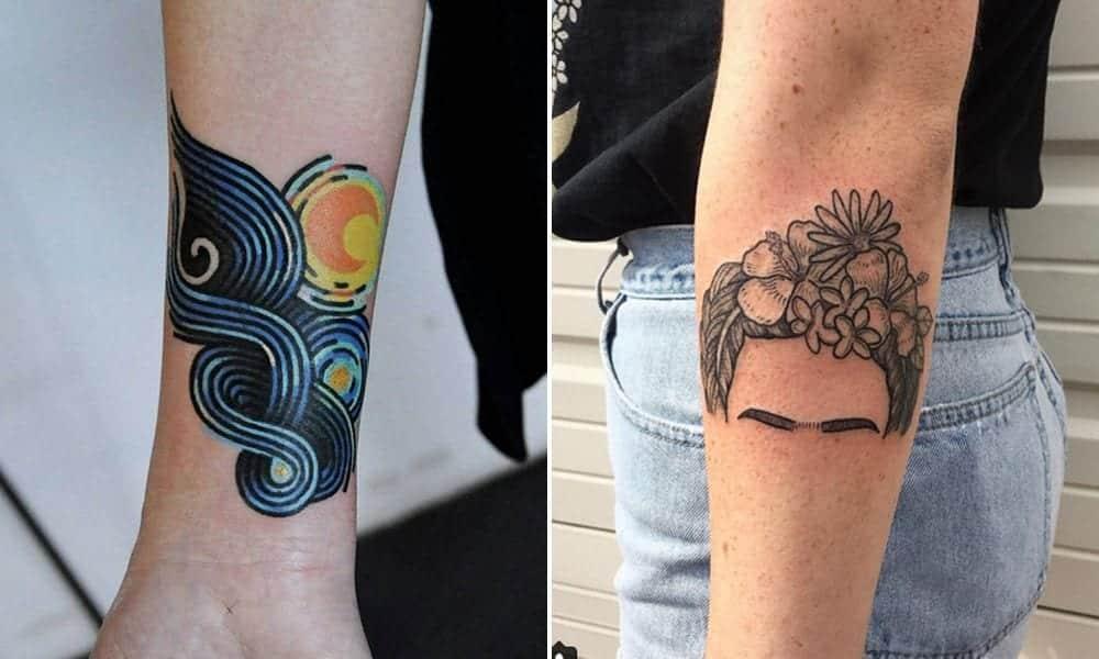 Tatuagem feminina no braço, 57 ideias inspirações para se tatuar