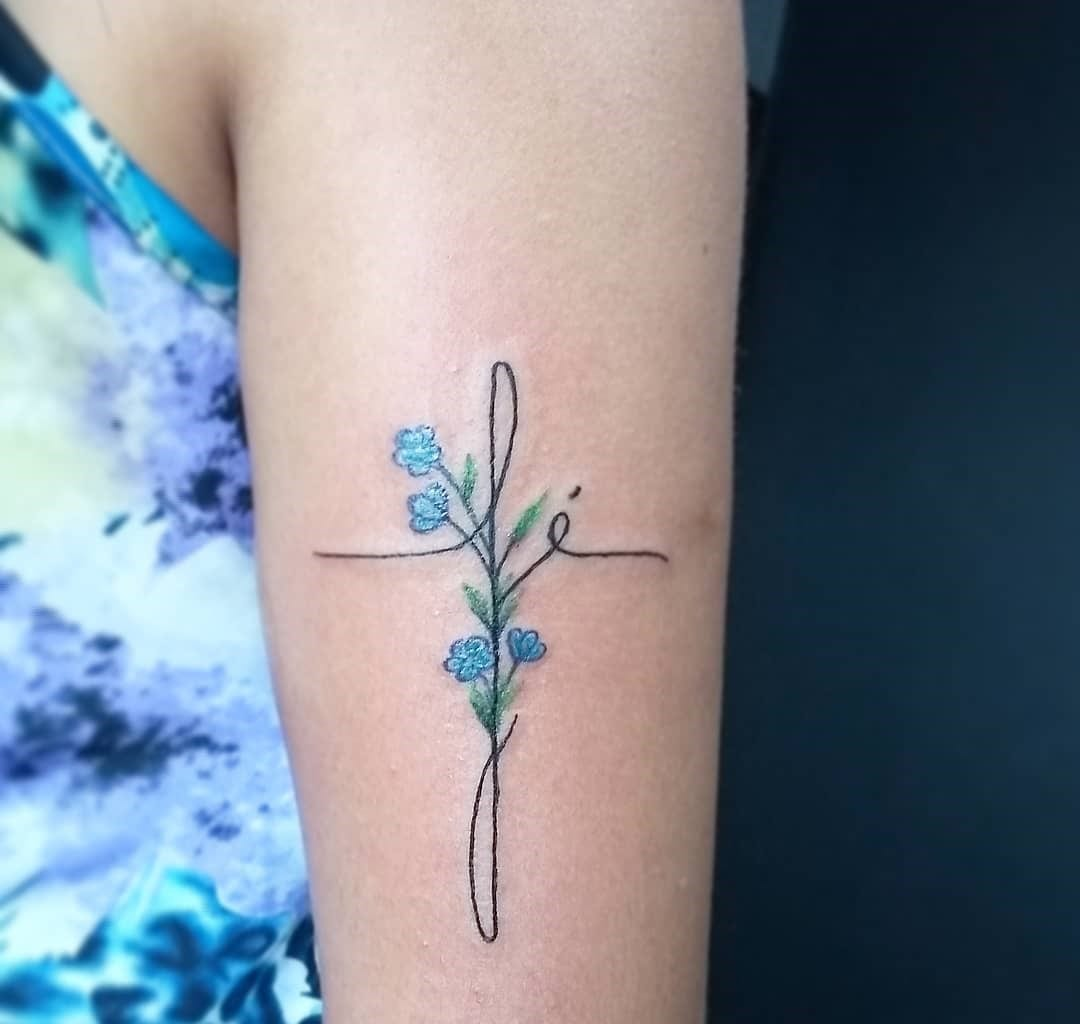 80 tatuagens de fé para finalmente você criar coragem de fazer a sua