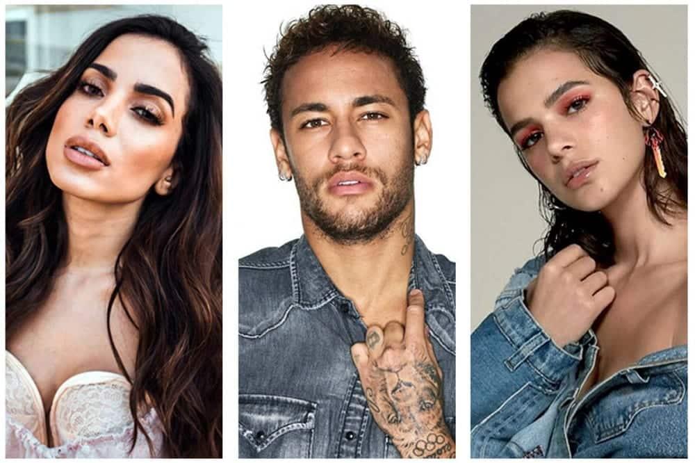 Bruna Marquezine, Anitta, Neymar e Léo Dias, resumo das tretas da atriz