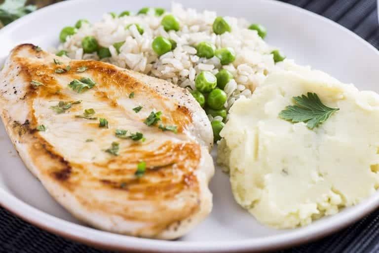 Como a dieta do frango com batata doce pode ajudar a emagrecer