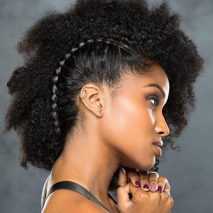 Penteados com trança: 50 opções para te inspirar e encorajar a aderir