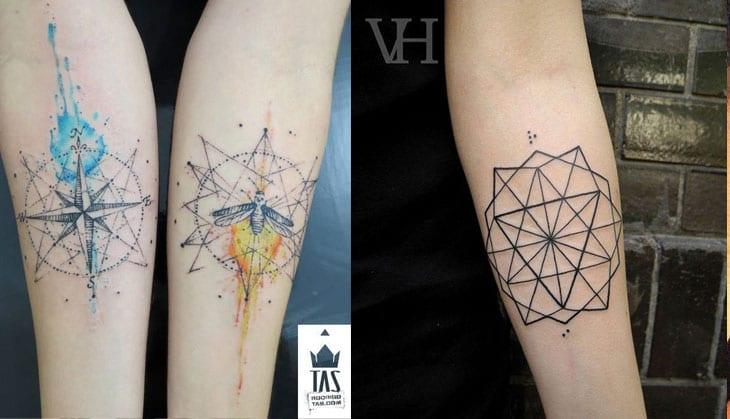 Tatuagem feminina no braço: 57 ideias que vão fazer a sua cabeça
