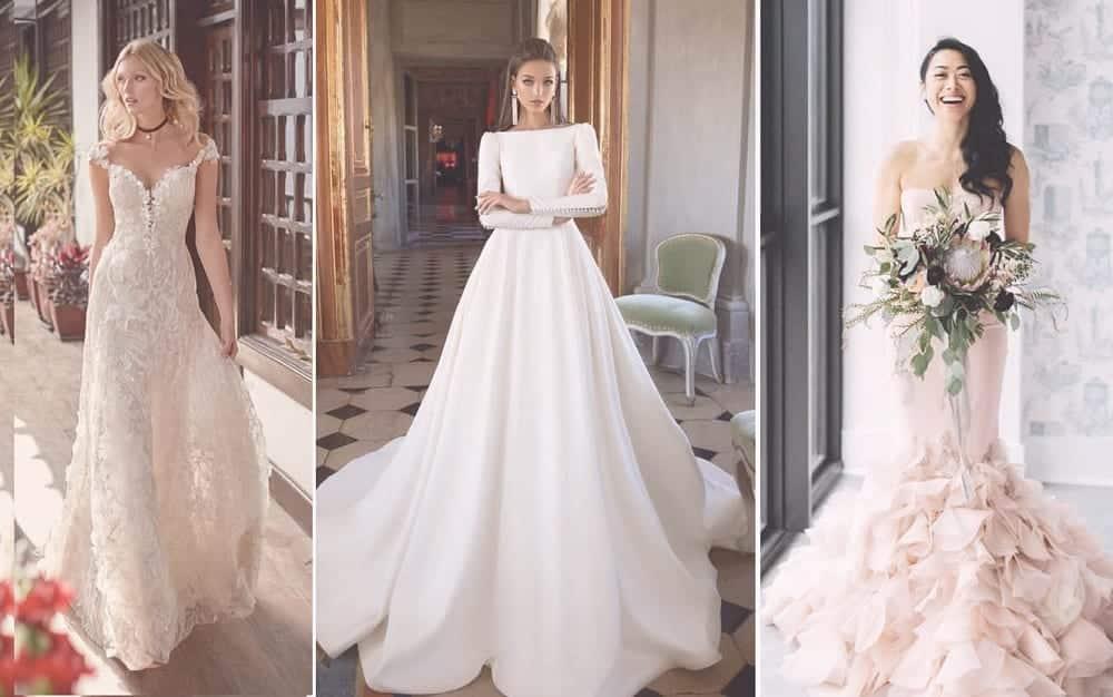 Vestido de noiva, modelos e estilos tendência em 2019