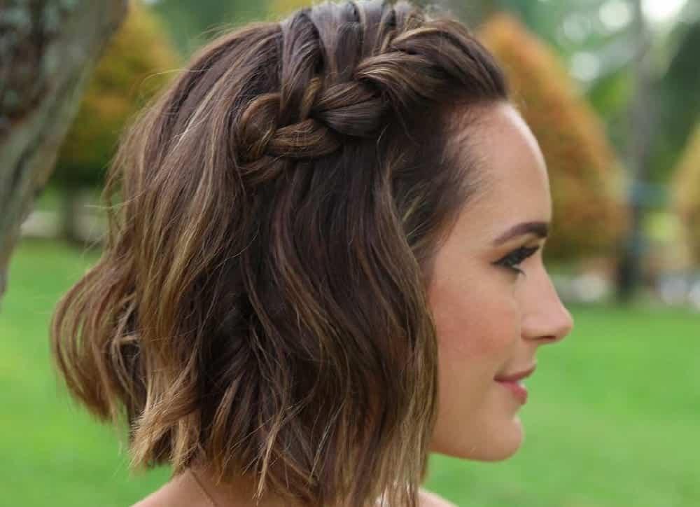 Penteados para cabelo curto, 40 opções para quem ama um curtinho