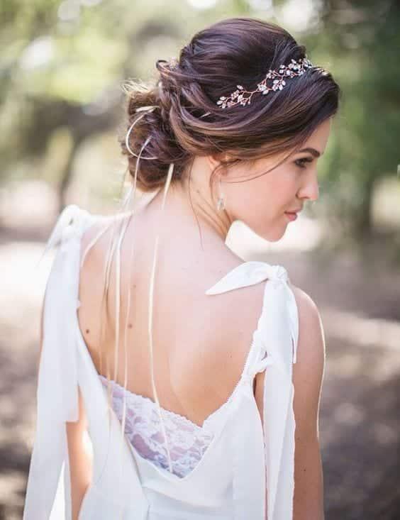 Penteados Para Noivas 140 Opções Para Você Se Inspirar
