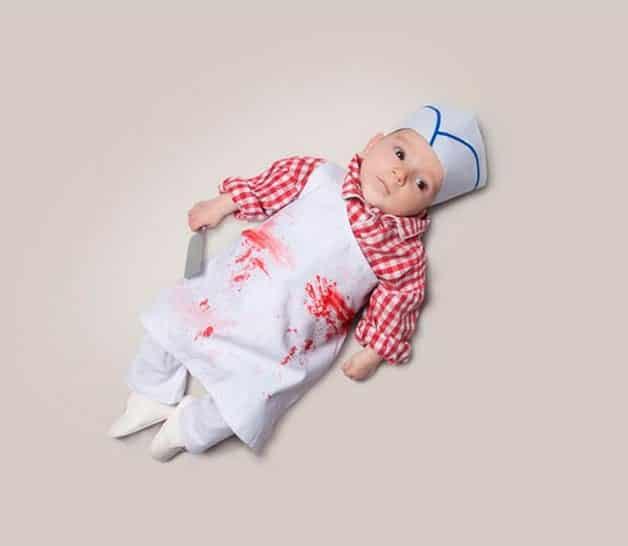 Aprenda a fazer foto de bebê de um jeito criativo e diferente