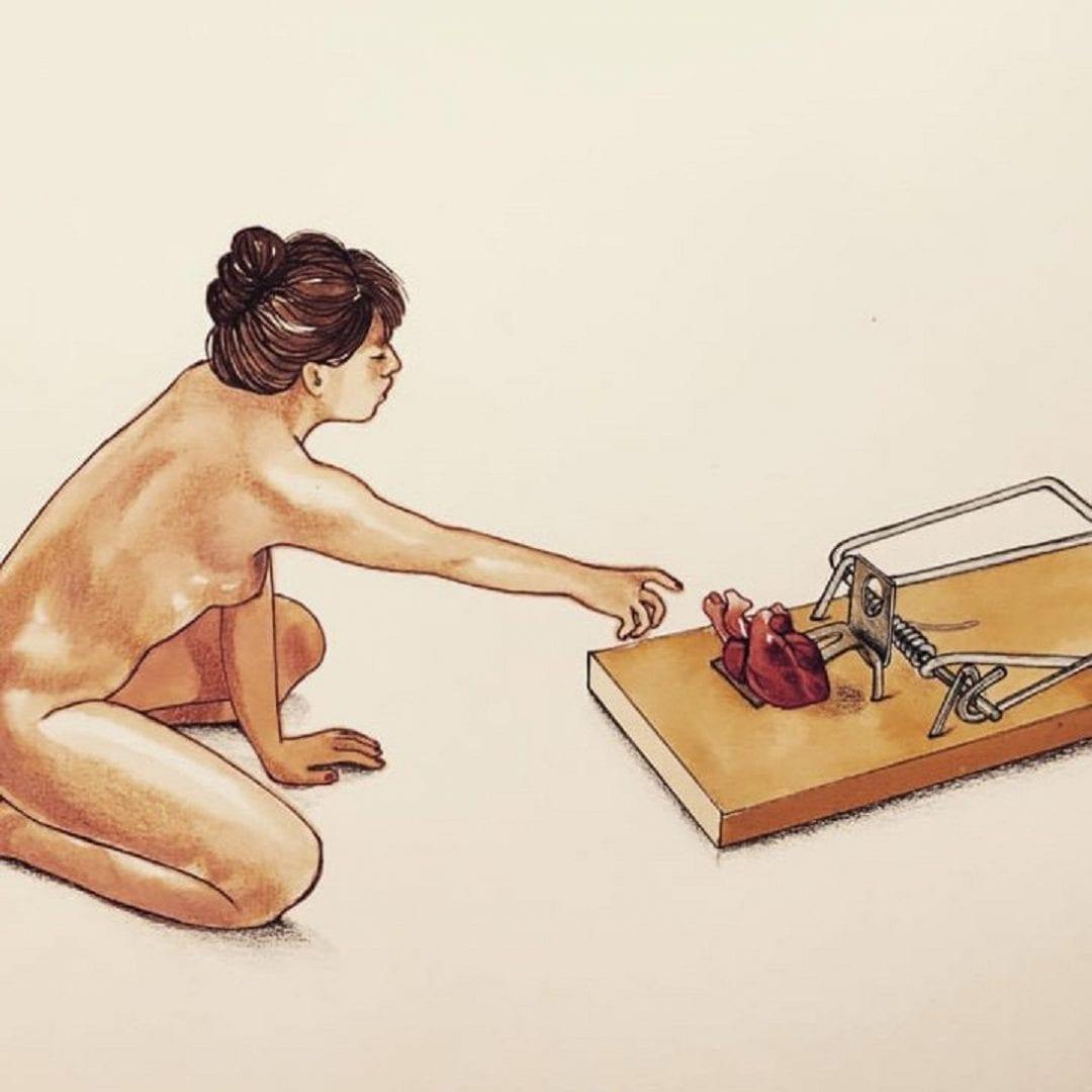 Chamar a atenção do homem com joguinhos de amor, funciona?