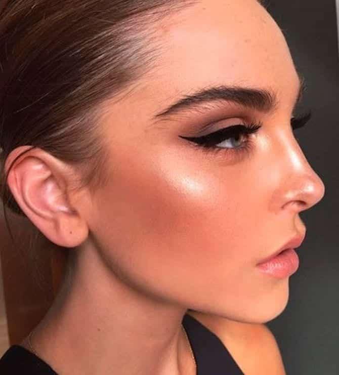 Maquiagem para noite: 30 imagens de make para inspiração