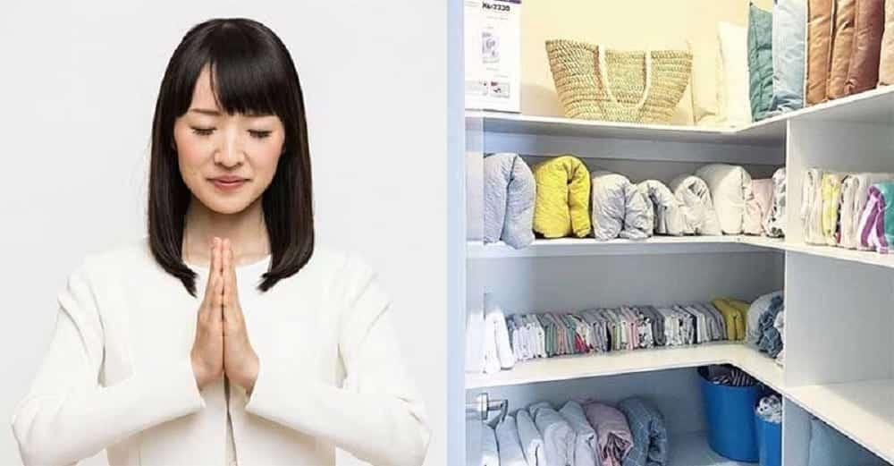 Marie Kondo ensina 6 dicas de ouro para organizar o armário