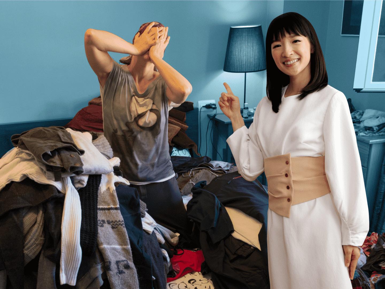 Marie Kondo ensina 6 dicas para organizar o armário