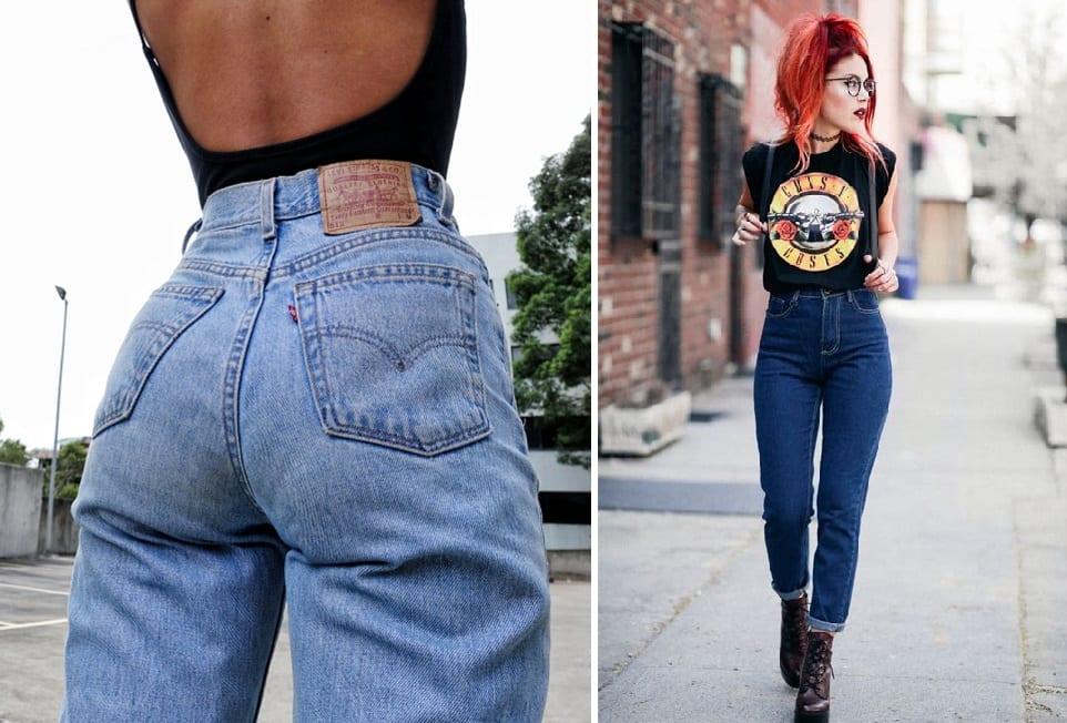 Mom jeans, como usar e as melhores inspirações de looks