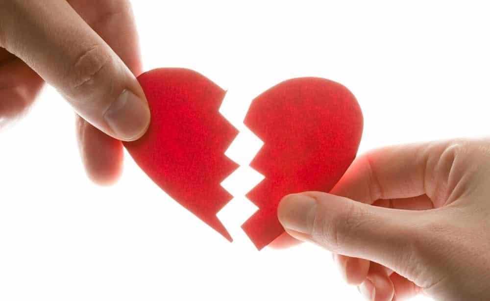 Separação, 12 motivos mais comuns e o lado positivo da separação