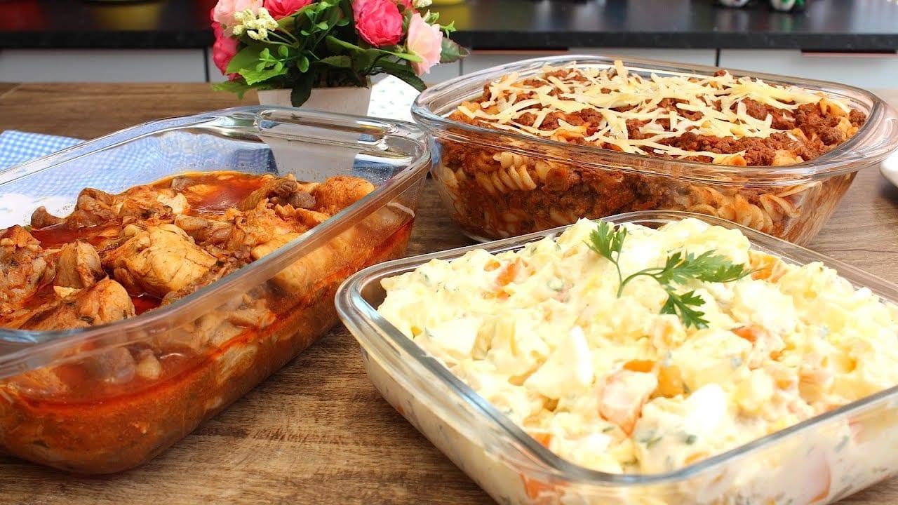Almoço de domingo, 10 receitas fáceis, gostosas e típicas de domingo