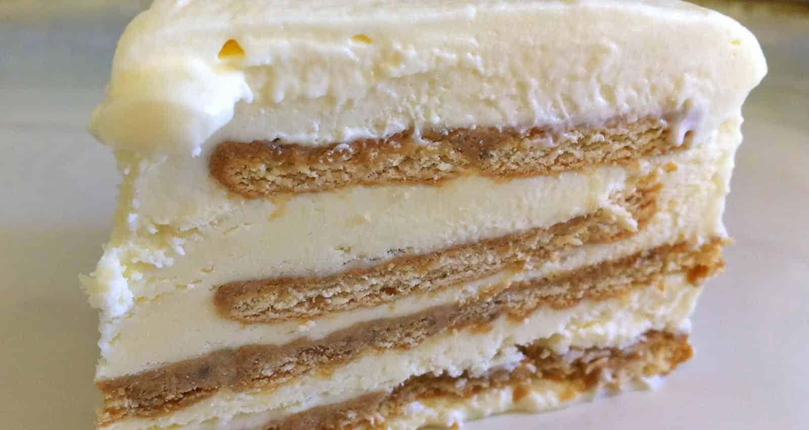 11 receitas de torta de bolacha que você vai adorar