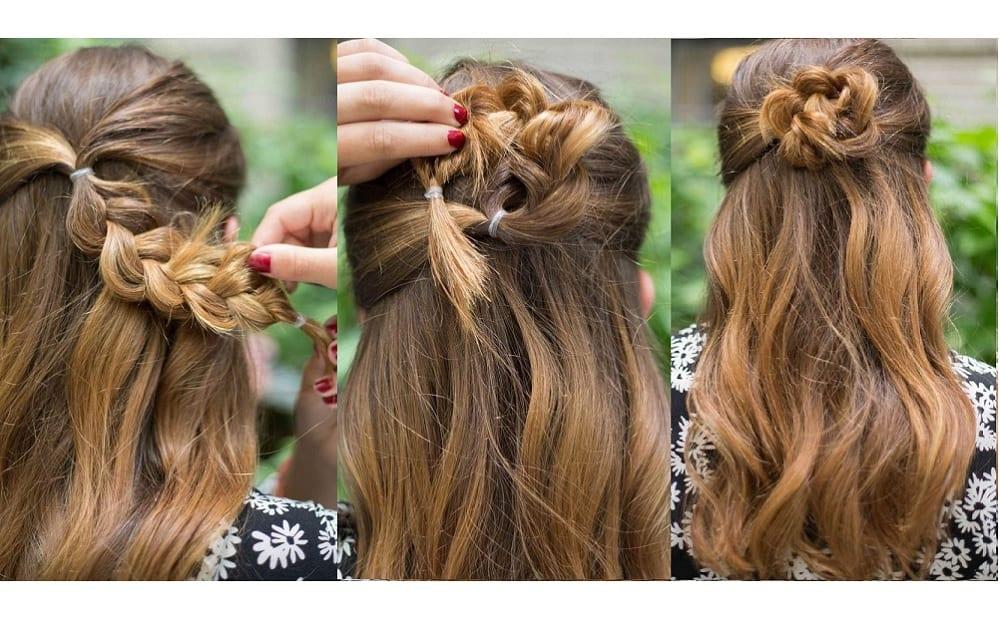 Penteados fáceis para fazer em casa, sem precisar de ir ao salão