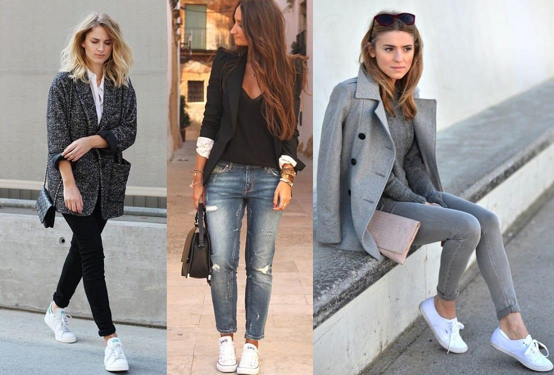 Looks com tênis branco, como combinar e inspirações para todas ocasiões