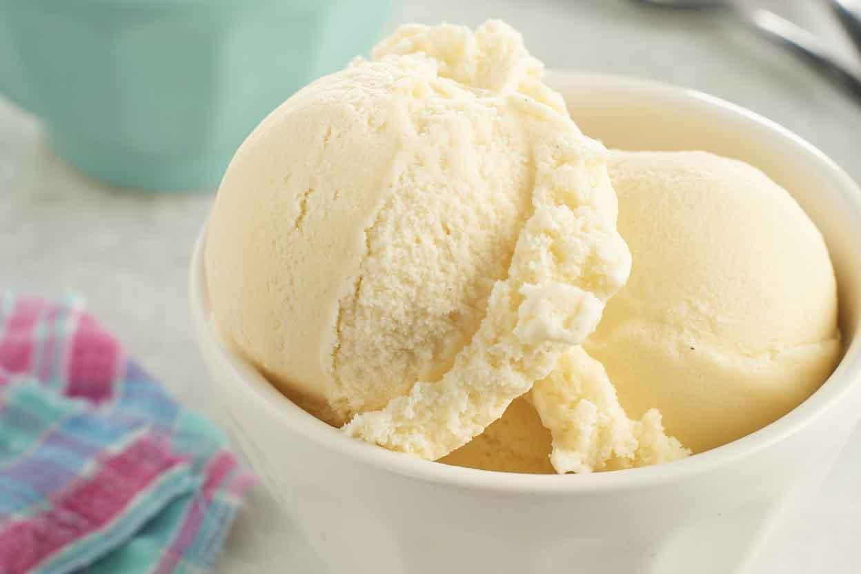 Duas receitas de sorvete caseiro fáceis e imperdíveis