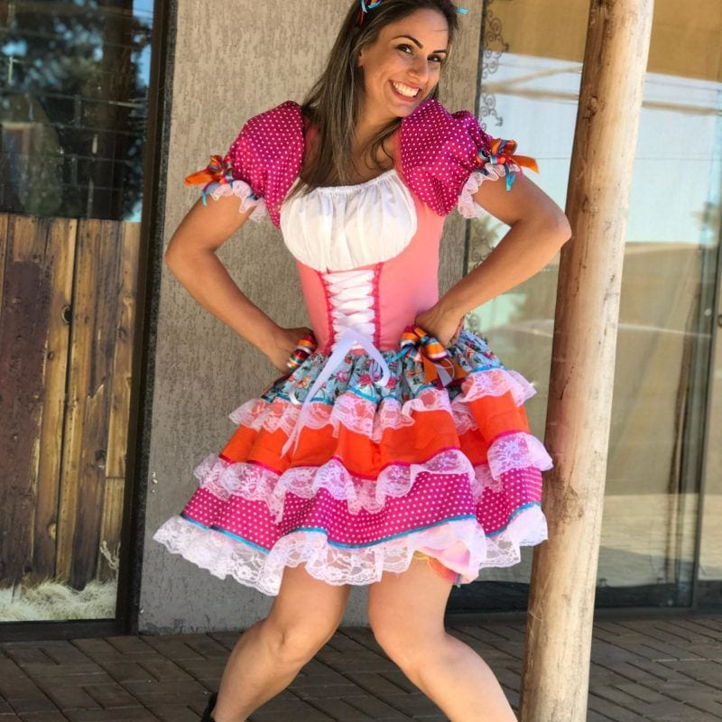 Mais de 20 modelos de vestido de festa junina para você. Confira agora