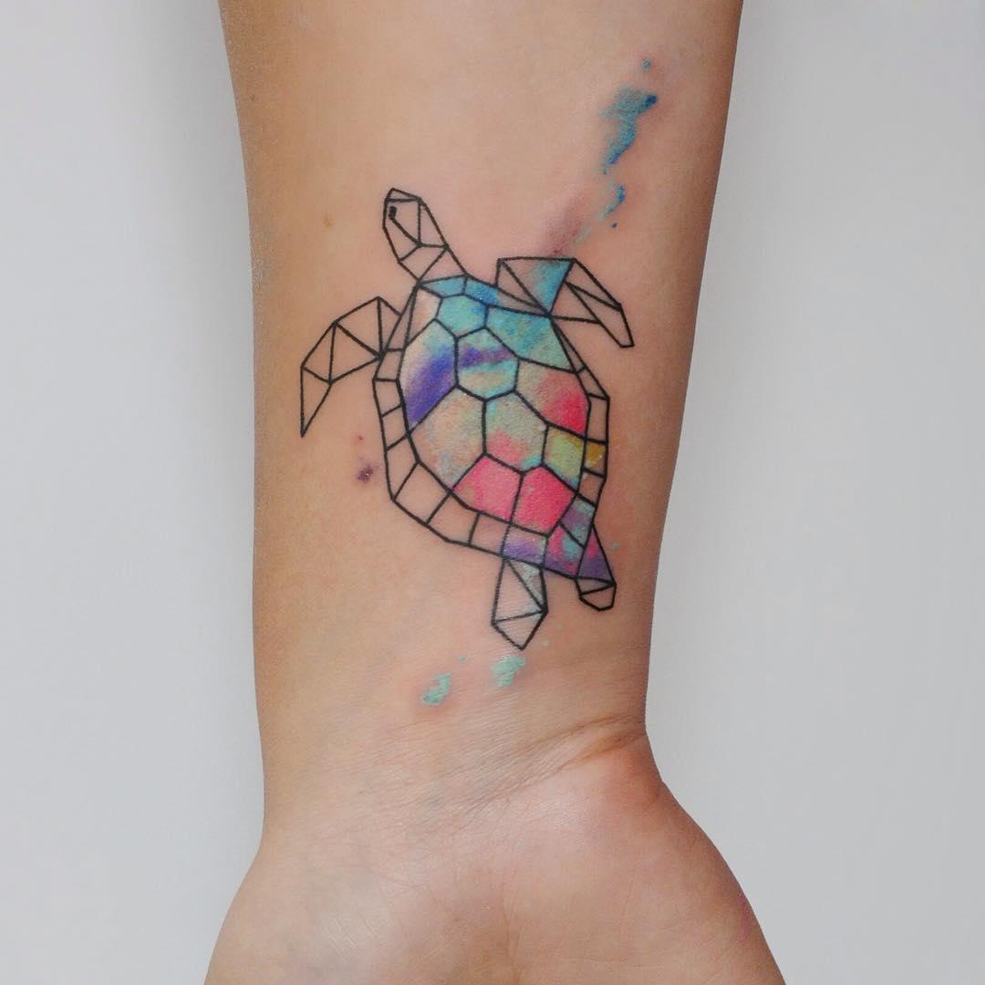 Mais de 80 estilos diferentes de tatuagem aquarela para você se inspirar