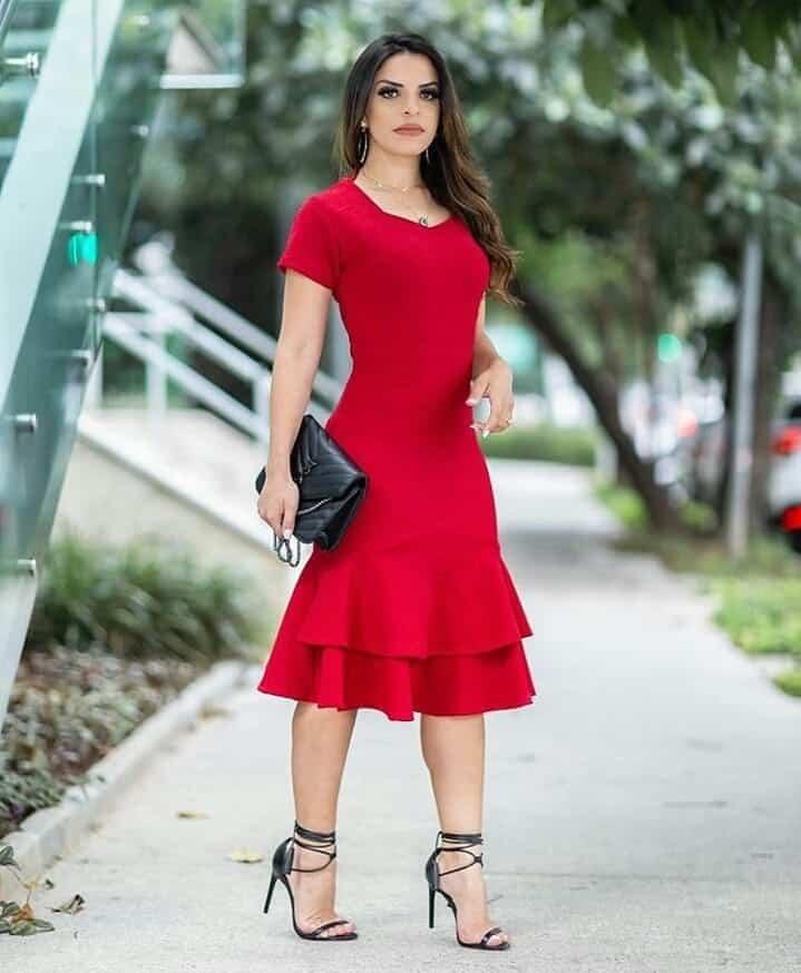 Os vários estilos e jeitos de usar o vestido tubinho