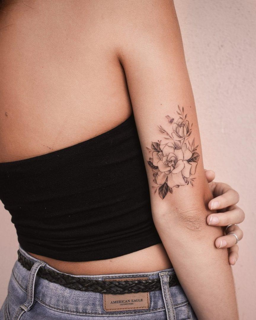 220 fotos de tatuagem femininas incríveis para te inspirar