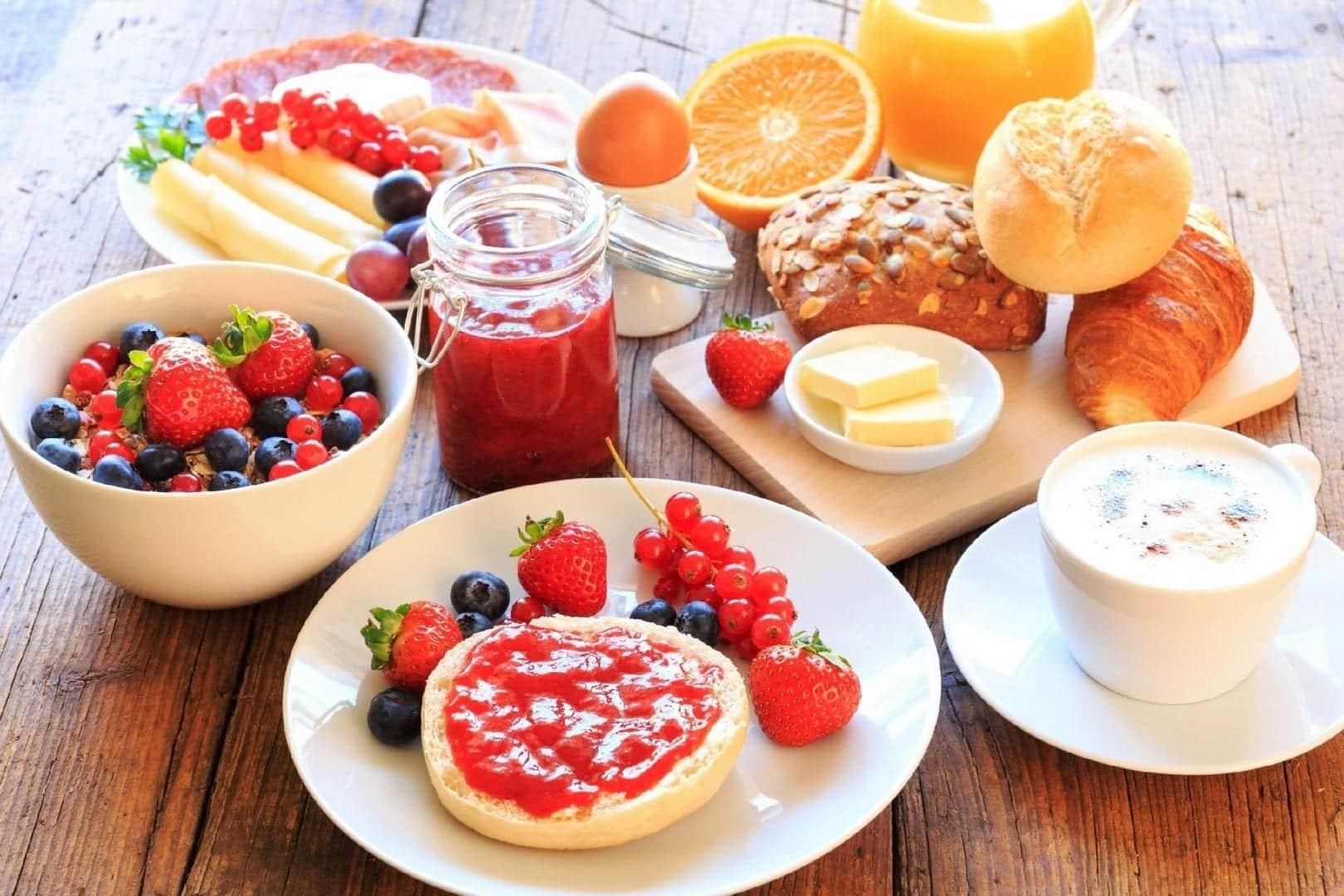Café da manhã - 10 receitas fáceis e saudáveis, de até 5 minutos