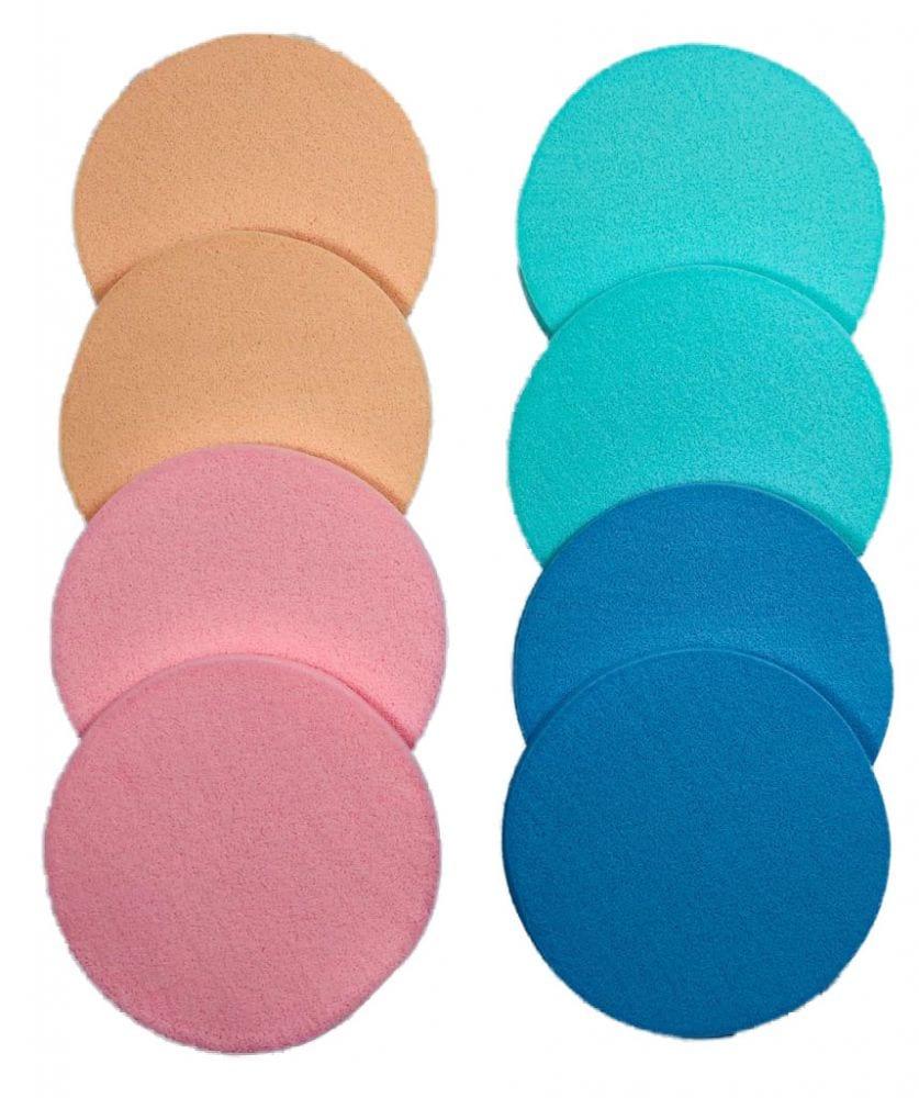 Conheça agora 7 principais tipos de esponja de maquiagem