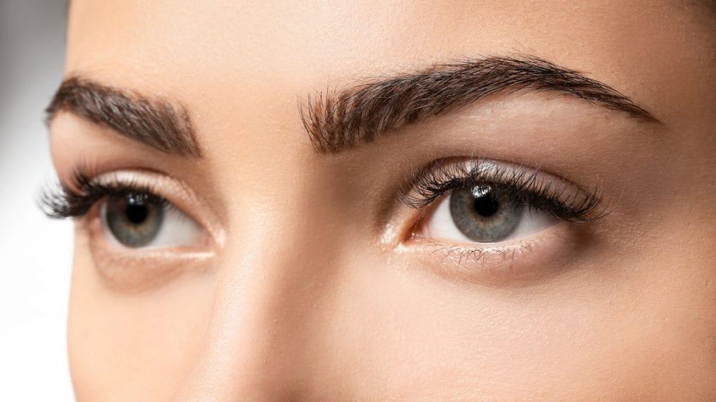 Pigmentação de sobrancelhas, tecnicas mais usadas para defini-las