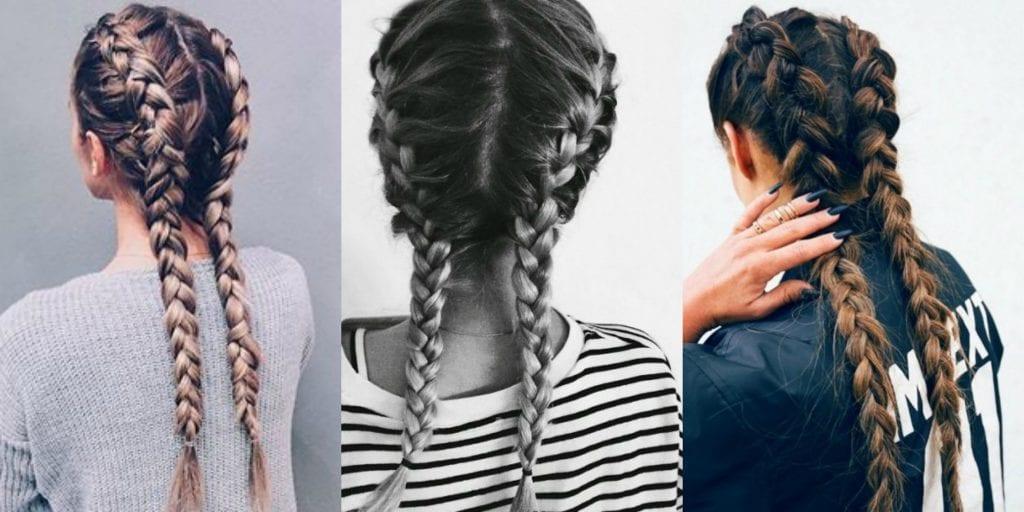 Trança boxeadora, como fazer o penteado Tumblr (+ inspirações)