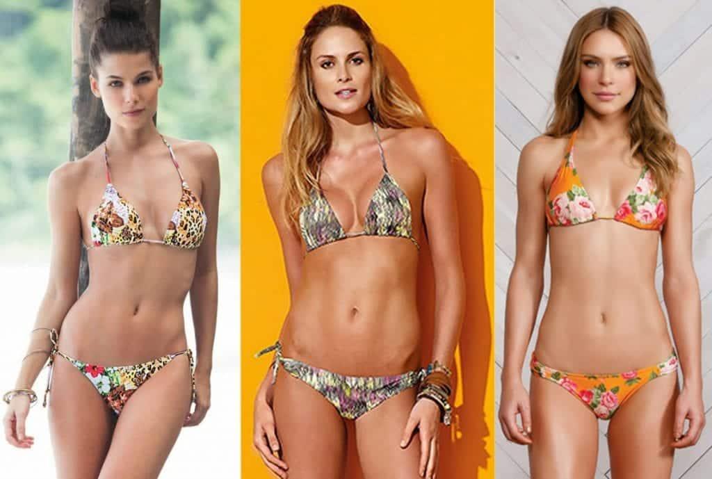 Descubra agora quais dos modelos de biquínis é ideal para o seu corpo