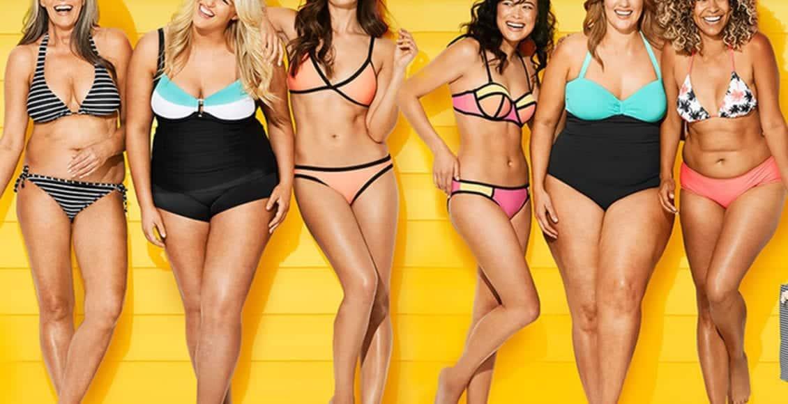Modelos de biquínis ideais para cada tipo de corpo