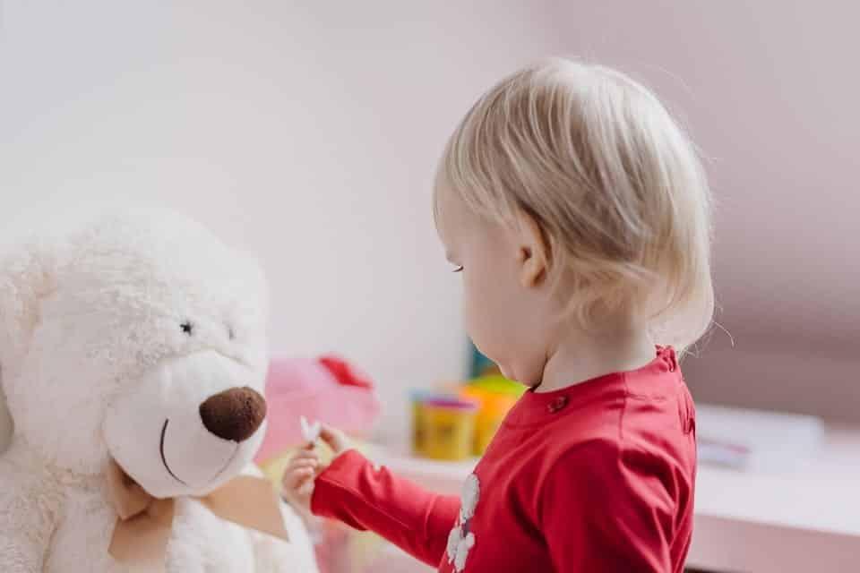Ursinho de pelúcia, origem e por que são importantes na infância