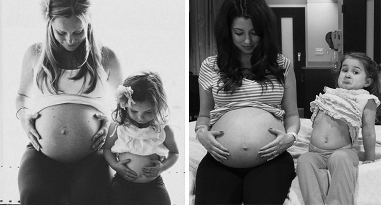 Fotos de bebês revelam expectativa x realidade em ensaios com crianças