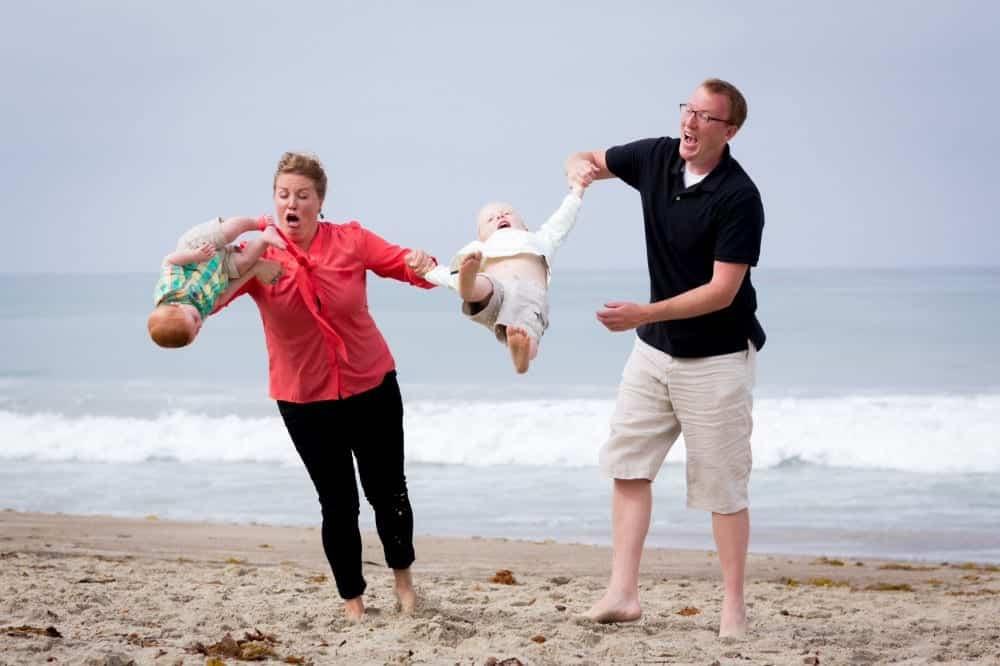 Mais de 40 fotos de família engraçadas para você divertir com a gente