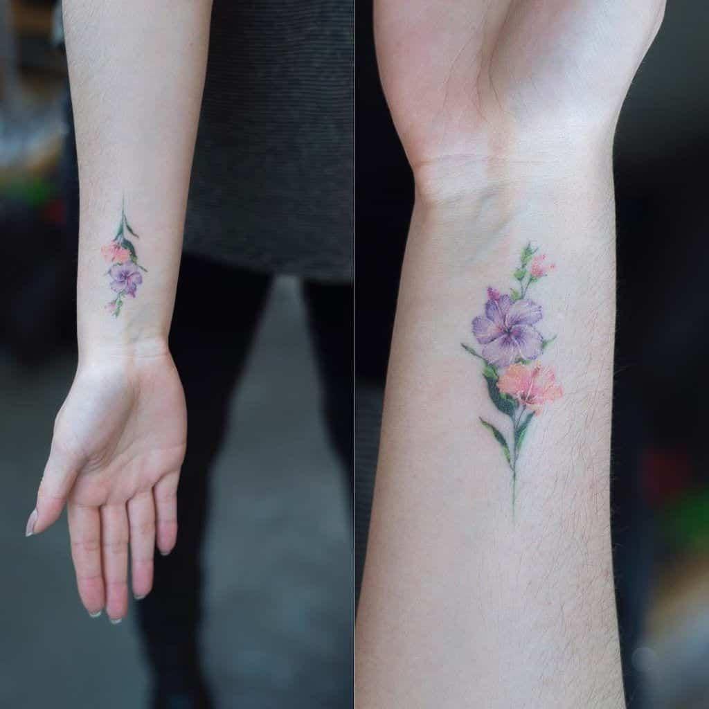 Mais de 80 dicas de tatuagem de flor para você se inspirar