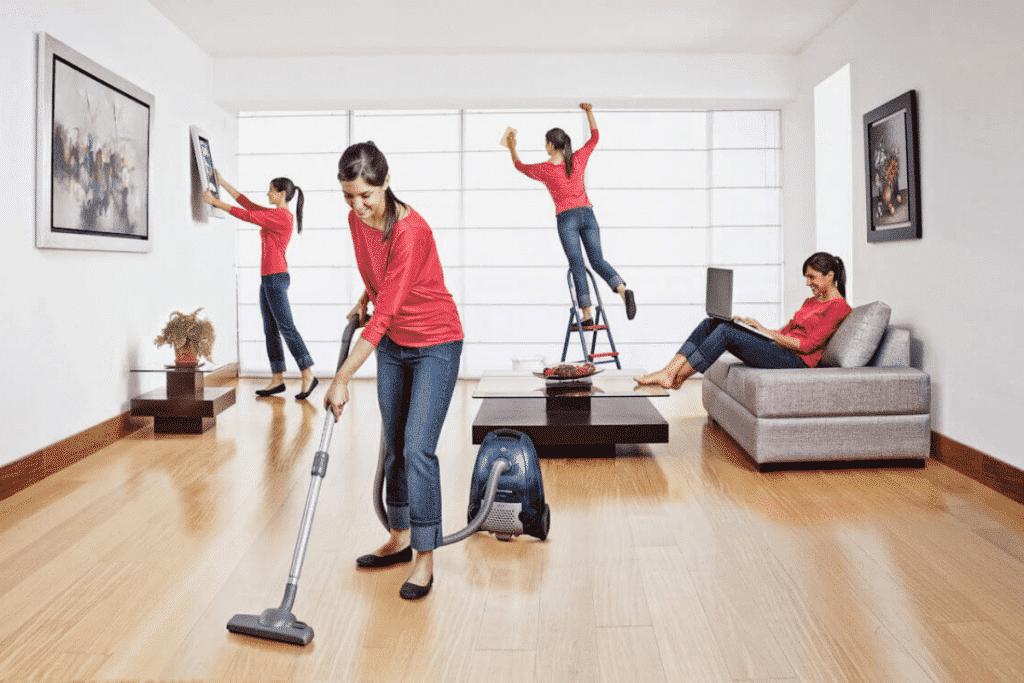 Limpeza – o que fazer primeiro, quais produtos usar, limpeza por cômodos