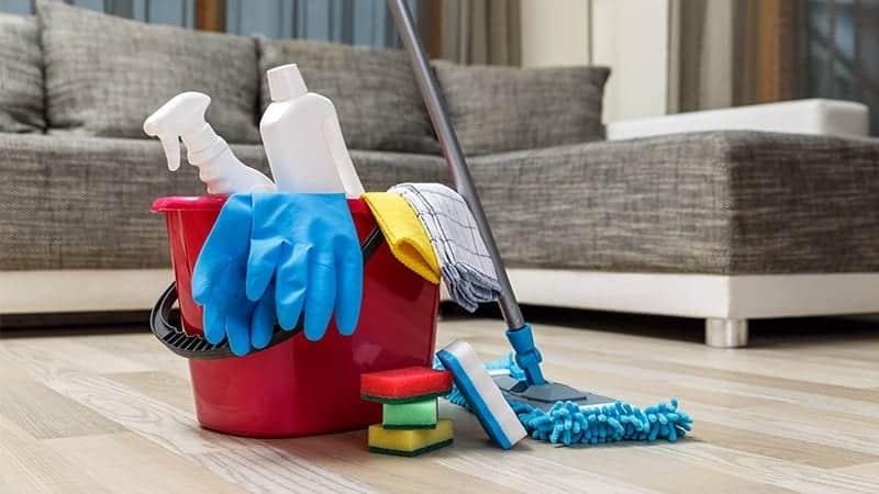 Passo a passo para fazer uma limpeza na sua casa