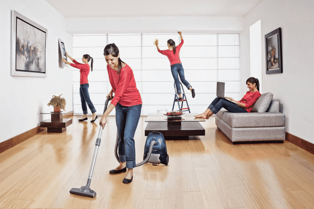 Limpeza - o que fazer primeiro, quais produtos usar, limpeza por cômodos