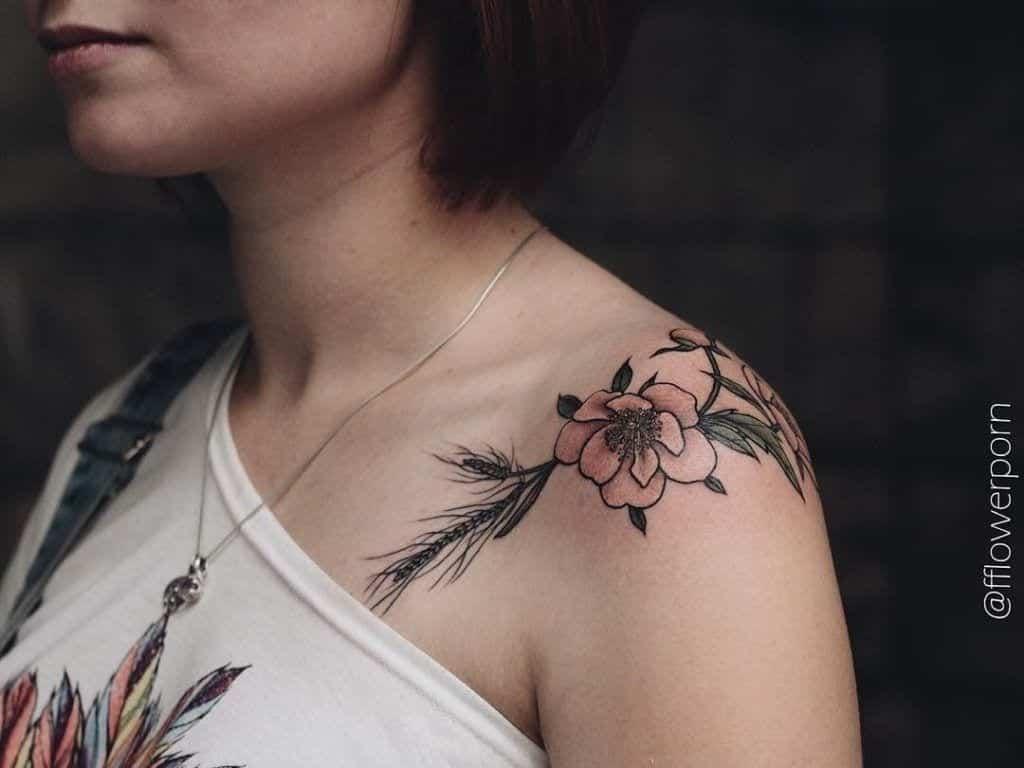 Tatuagem De Flor 80 Tattoos Delicadas E Poderosas Para